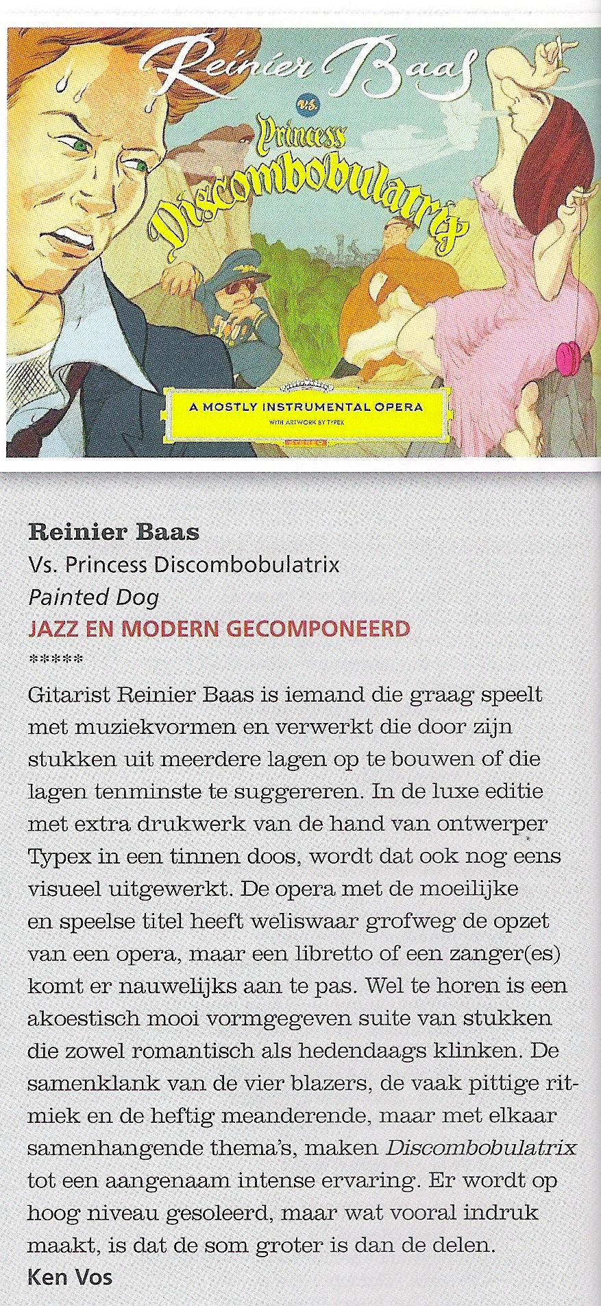 Jazzism okt-nov nr Baas