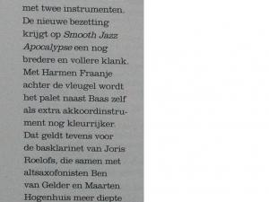 recensie jazzism